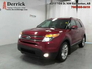 2013 Ford ExplorerAWD LTD Sunroof DVD Nav B/U Cam $256.83 B/W