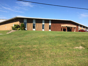 SPACE FOR LEASE- 575 BOUNDARY RD, CORNWALL