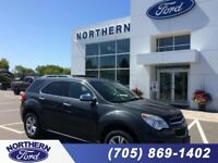 2012 Chevrolet Equinox LTZ Sudbury Ontario Preview
