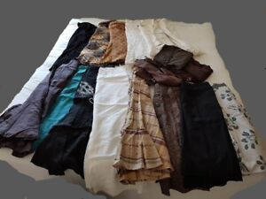 Woman's Pants (linen and denim), shorts, and Skirts for sale