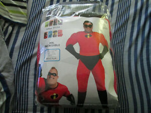 Mr. Incredible Plus Size Costume London Ontario image 1