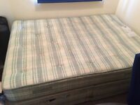 Free double bed for collection