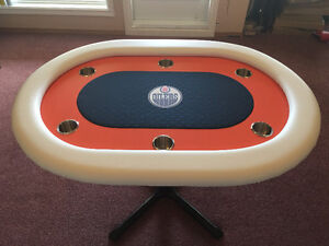 BRAND NEW Poker Table-Delivery- Choose Design & Colour $450-$820
