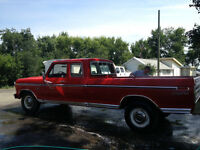 MINT 1976 FORD RANGER XLT SUPERCAB