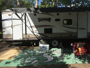 FOR RENT: 2018 Forest River Wildwood Xlite Travel Trailer