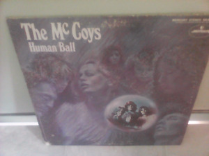 VINTAGE MCoys LP-Human  Ball-LOOK AT THIS ONE