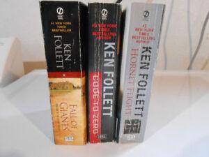 Ken Follett Novels