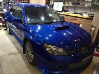 Subaru Impreza gb270 px/swap