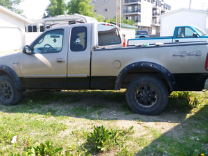 2001 ford f150 7700 series