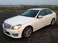 2013 Mercedes-Benz C300 lease transfer / take over