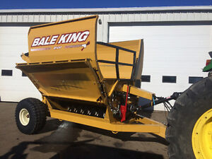 Bale King 8100 Round/Square Bale Processor