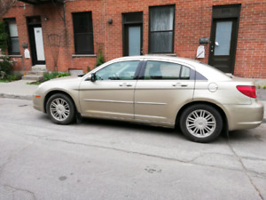 Chrysler Sebring 2007 touring edition