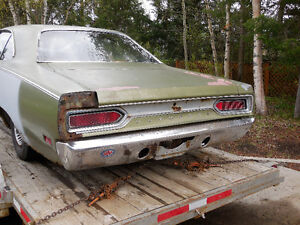 1970 Plymouth Satellite For Sale Prince George British Columbia image 3