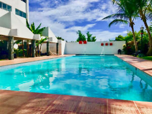 El Retiro Bavaro T3 residence next to the Beach/ plage
