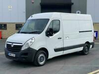 2013 Vauxhall Movano 2.3 CDTI H2 Van 125ps PANEL VAN Diesel Manual
