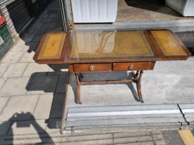 Reprodux Drop End Table