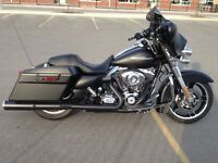 2011 Harley Davidson Street Glide- Denim Black- Tons of Upgrades