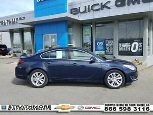 2015 Buick Regal Turbo-All Wheel Drive-Leather-Moonroof  - Certi