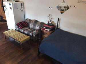 Furnished Bachelor Suite with Pvt Entry - Avail Dec 15