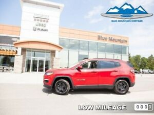 2017 Jeep Compass North   - SiriusXM - Low Mileage