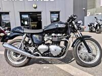 2011 Triumph Thruxton - NATIONWIDE DELIVERY AVAILABLE