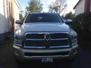 2014 Dodge Ram 2500 Laramie Long Horn