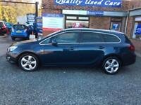 Vauxhall Astra 2.0CDTi 16v ( 165ps ) ( s/s ) SRi 5 Door Estate
