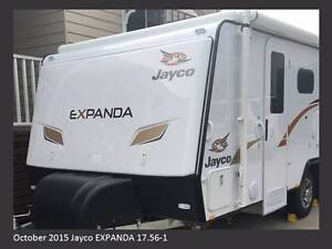 As NEW 2015 JAYCO EXPANDA 17.56-1 Dual Axle Newcastle Newcastle Area Preview