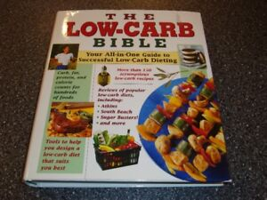 The Low Carb Bible Hardcover