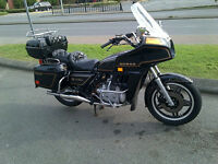 1981 Honda Goldwing 1100  REDUCED PRICE !!