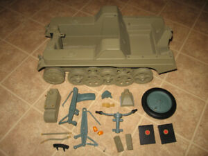 1/6 Scale Ultimate Soldier - Kettenkrad Shell And Parts
