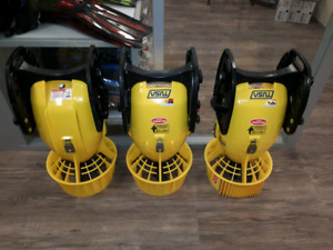 TUSA DIVE SCOOTERS