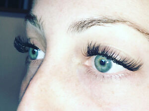 Full set eyelash extensions $100 West Island Greater Montréal image 1