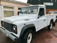2012 Land Rover Defender Chassis Cab TDCi [2.2] CHASSIS CAB Diesel Manual