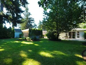 4 Bedroom/2 Full Bath One Level in Downtown Langford