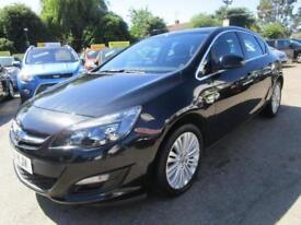 2014 Vauxhall Astra 1.4 i VVT 16v Excite 5dr