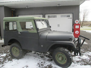 1966 jeep CJ5 great condition
