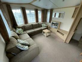 Static Caravan For Sale Off Site 3 Bedroom Carnaby Melrose 37FTx12FT Three