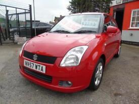 2007 Suzuki Swift 1.5 GLX 5dr, 12 months mot,Low mileage,Warranty,Px welcome ...