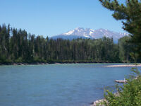 Riverfront in Telkwa B.C. Smithers only 15 min drive away