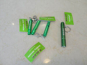 Boleo Personal Safety Alert Whistles & K/C Flashlights $4.00/ea Kitchener / Waterloo Kitchener Area image 1