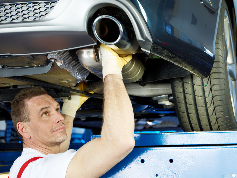 What to Look for When Buying a Used Muffler