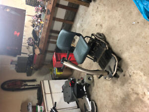 Transport folding mobility scooters for sale
