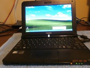 """10"""" Mini Toshiba Laptop"""