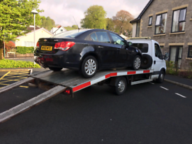 24 hour breakdown car recovery / transport service