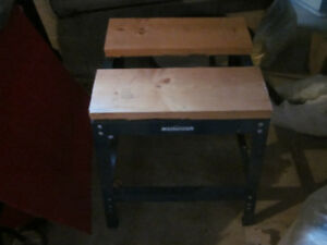 MASTERCRAFT TABLE SAW TABLE ONLY