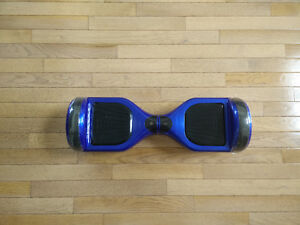 Self Balancing Scooter / Hoverboard / Segway with Bluetooth