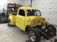 1950 Chevy Bagged Pick up