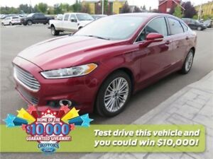 2013 Ford Fusion SE  2.0l I4 GTDI with nav