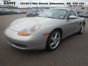 1998 Porsche Boxster   HARD TOP CONVERTIBLE | LEATHER HEATED SEA